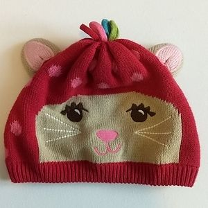 Girl Winter Hat * Size 3-4